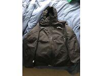Mens Nevica Waterproof Ski Jacket Large