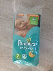 Pampers Nappies BARGAIN