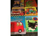 Ten Children's Sound Books