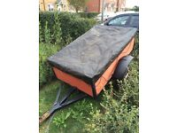 Car Trailer 5ft long by 3ft wide
