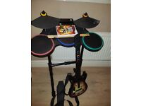 Pre-owned Guitar Hero World Tour (Wii)
