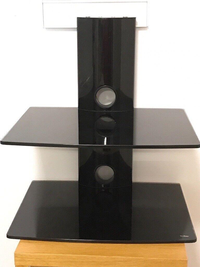 Vonhaus Floating Shelf For Audio Visual Equipment