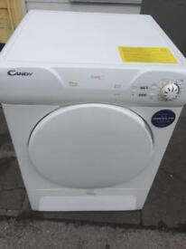 ✅candy 9kg condenser tumble dryer can deliver