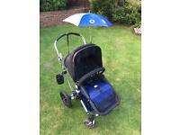 Bugaboo Cameleon Buggy / Stroller WITH accesories
