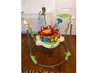Fisher-Price Roaring Rainforest Jumperoo £30