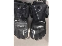 Knox winter motorcycle gloves