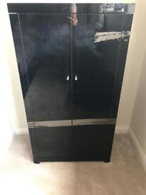 Black Gloss Cabinet