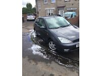 Ford Focus zetec 2003 petrol 67k miles on clock motd till may 2017 £500 ono