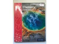AQA CHEMISTRY GCSE 9-1 TEXTBOOK