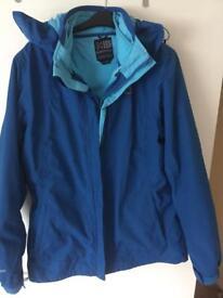 Ladies Karrimor 3-in-1 Raincoat - Size 14