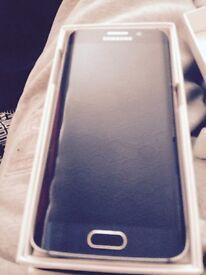 Samsung S6 Edge black sapahire unlocked/original box