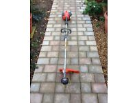Husqvarna 128ldx combi with strimmer attachment