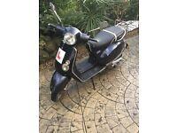 Boatain Monza 125cc