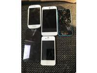 Faulty phone's