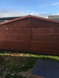 20 ft x 10 ft Shed