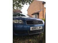 Audi A3 *Relisted/Quick Sale*