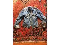 Vintage Mens Levi jacket Medium Large