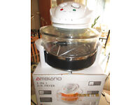 FOR SALE TWO IN ONE AIR FRYER