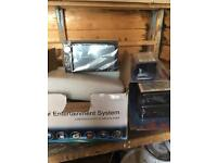 Cd/DVD in van player ford connect conversion kit