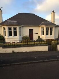 AVAILABLE NOW!!! Detached bungalow for rent