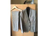 Ben Sherman Camden Fit suit