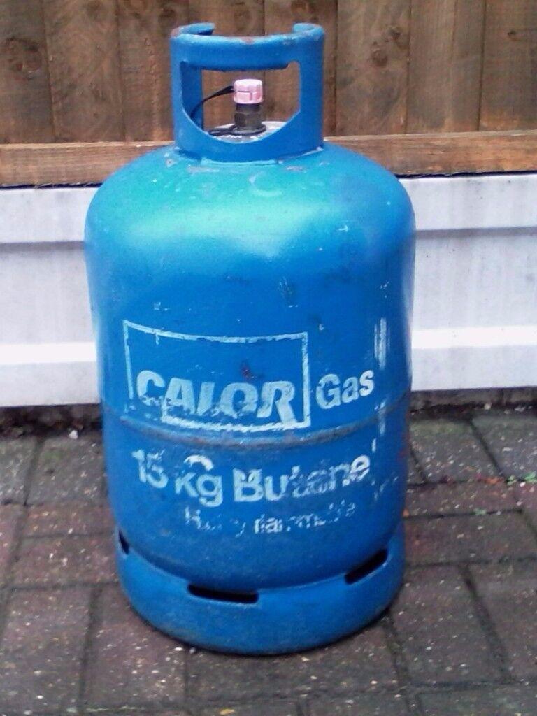 Empty 15 kg Calor gas bottle £5 or Swap for............................................