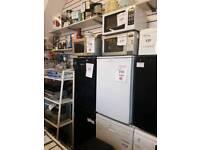 Undercounter fridges used guaranteed black or white