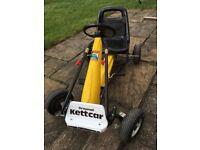 Original Kettcar go-cart. Excellent condition
