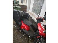 Motorbike& scooter