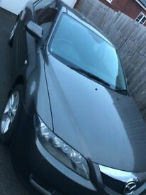 Mazda 6 2l for sale, low mileage and MOT until July '19.