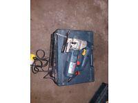 Bosch jigsaw 110v