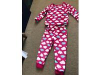 Brand new toddlers fleece pyjamas