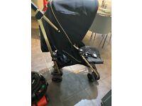 Mama and papas tour 3 stroller