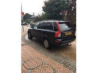 VOLVO XC90 ((MANUAL)) D5{{ 153000}} mile VERY GOOD CONDITION 2006