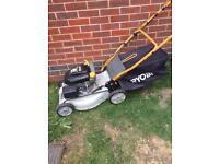 Ryobi petrol lawn mower £50