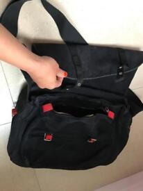 Classic Marimekko sling bag