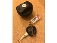 Vauxhall Petrol Cap and key