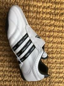 Adidas nearly new martial arts shoes size 6