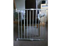 "Lindam ""no trip"" safety gate"