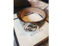 Gucci Belt Genuine - Ealing