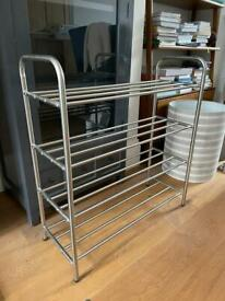 Metal shoe rack - 4 Tier John Lewis