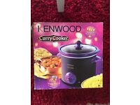 Brand New! Kenwood Slow Cooker