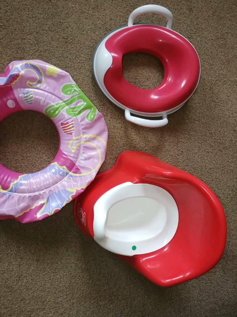 Astounding Baby Bjorn Potty Training Toilet Seat In Swindon Wiltshire Gumtree Creativecarmelina Interior Chair Design Creativecarmelinacom