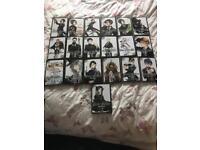Set of 19 black butler manga