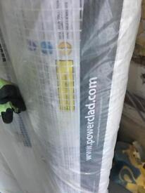 Scaffolding sheeting x2