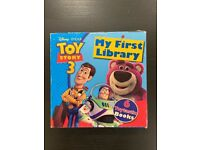 Disney Toy Story 3 My First Library 6 books