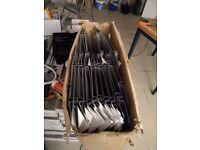 Aluminium spreader plates (for underfloor heating)