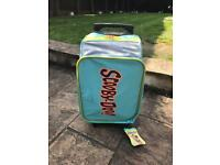 Scooby-Doo bag with wheels