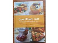Cookery book.Good food, Fast.