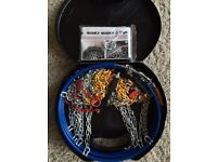 Sumex HUSA120 KN120 Husky Advance Snow Chains 9 mm